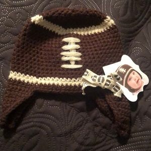 Other - Little boys football hat